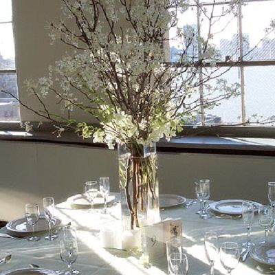 Awesome Tree Branch Centerpieces For Dining Table