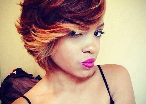 Black Girl Short Hairstyles short haircuts for black girls Short Hairstyles For Black Women Short Hairstyles 2015 2016