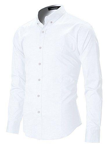 FLATSEVEN Men's Slim Fit Oxford Button Down Casual Shirt ... https://www.amazon.com/dp/B00WULII92/ref=cm_sw_r_pi_dp_x_yf8cAbXB6N13P