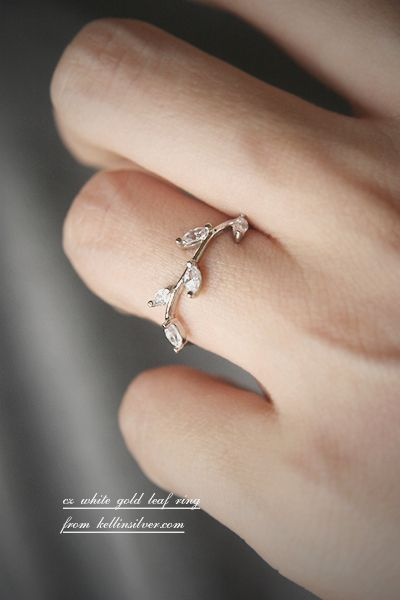 I'd take this over a 'traditional' engagement ring any day.