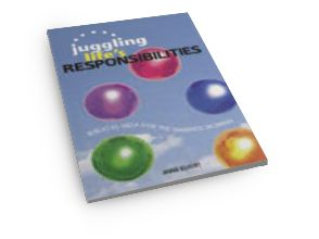 Juggling Life's Responsibilities takes a close, biblical look at priorities: Life S Responsibilities, Responsibilities Takes, Foundations Press, Juggling Life S
