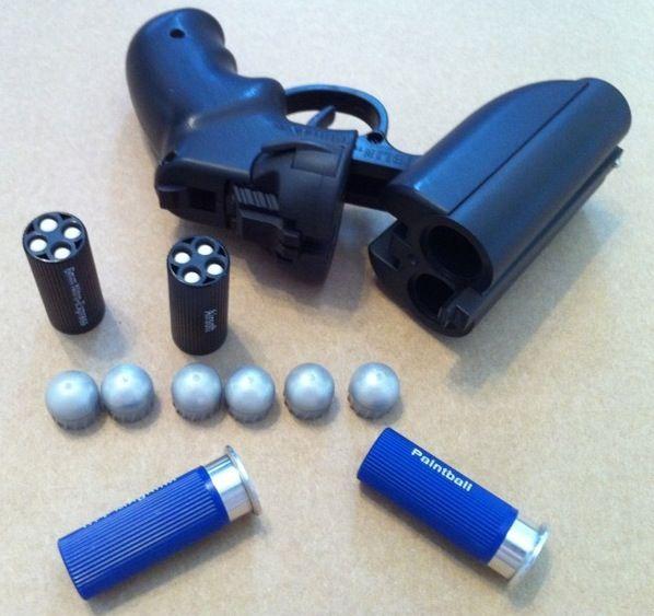 Paintball Pistols-Goblin Paintball