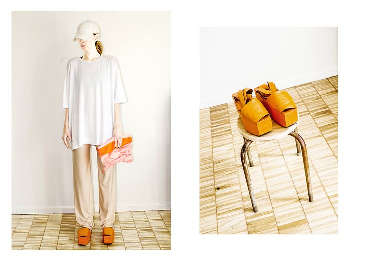 Fashion Photo by Sampo Axelsson. Collaboration with Designer Hanna Freese