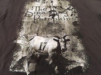Smashing Pumpkins Vintage T Shirt 90's Tour Concert 1998 Adore Alt INdie Goat M