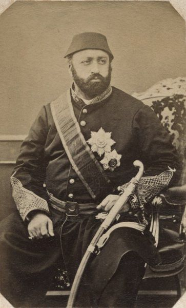 Sultan Abdulaziz 1860'lar- Abdullah freres tarafından çekildi  Picture of the Sultan Abdulaziz of Ottoman   http://www.tarihduragi.com/2016/10/osmanli-fotografcilari-abdullah-freres.html  #abdulaziz #istanbul #history #tarih #tarihtebugun #tarihten #historychannel #ottoman #gununfotografi #photooftheday #gununkaresi  #love #tweegram #photooftheday #picoftheday #photography #photo #instadaily #instafollow #turkishfollowers #mutluysakdemekki #mutlulukyakalanir #instalike #tarihduragi
