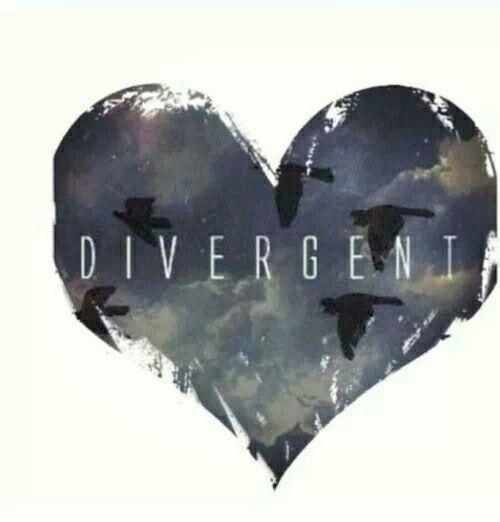 Divergent wallpaper