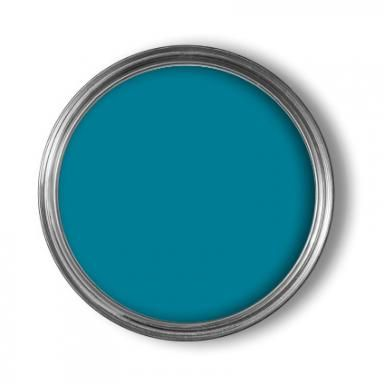 Flexa muurverf Creations extra mat turquoise holiday 1L   Praxis