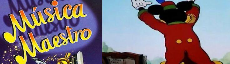 MÚSICA MAESTRO - Clásicos Disney