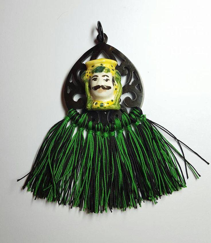Argento Vivo bijoux #orecchini #madeinsicily #sicilia