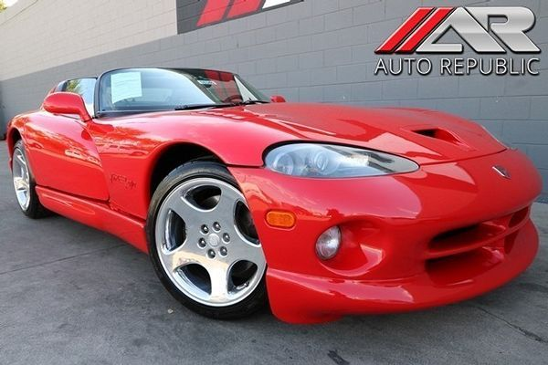 1B3ER65E4YV605366 | 2000 Dodge Viper R/T 10 for sale in Fullerton, CA Image 1