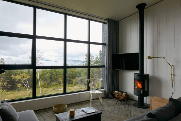"""The interior layout of La Charbonnière is meant to feel organic, """"like beautiful rural homes designed without an architect""""."""