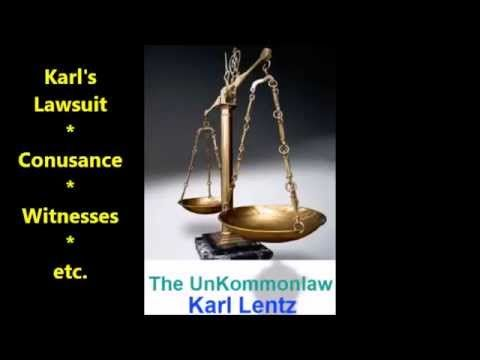 ▶ 143 - Karl Lenz - Karl's Lawsuit; Claim/Complaint; Witnesses; Summary Judgment; Consuance; etc. - YouTube