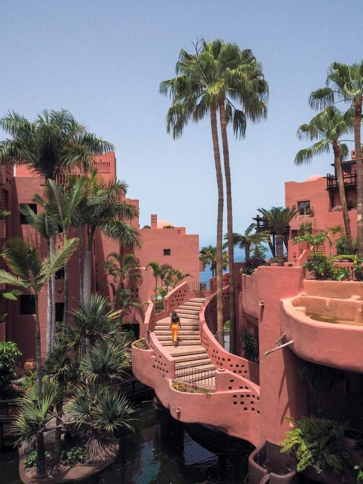 The Best Hotel In Tenerife The Ritz Carlton Abama Places To Travel Travel Aesthetic Tenerife