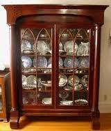 7 best Old Fashion China Cabinets images on Pinterest | China ...