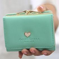 2016 Kadınlar marka tasarımı, yüksek kaliteli deri Debriyaj Kısa Cüzdan Kart Sahibi Cüzdan Çanta Çanta Sıcak Satılık cüzdanlar