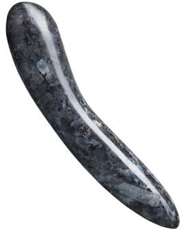 Laid - D.1 Stone Dildo  Blue Pearl Larvikite