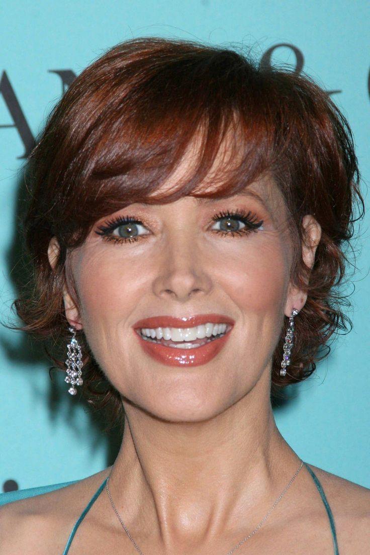 Janine Turner, age 47.