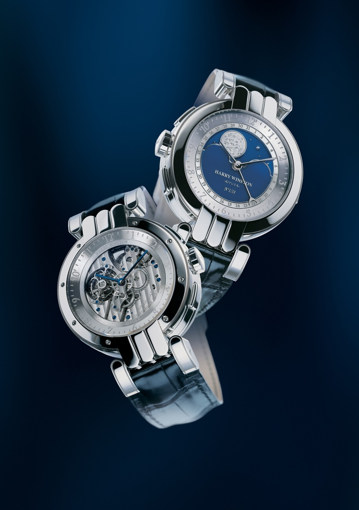 Opus 4 - Harry Winston