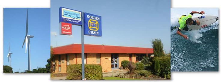 Melaleuca Motel - Portland motel accommodation.