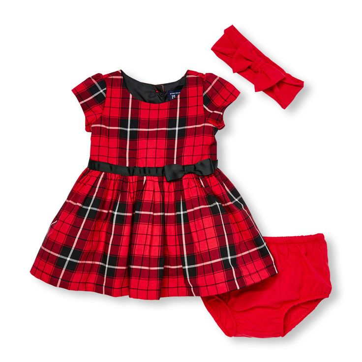 29 best Christmas dress images on Pinterest | Baby girls, Holiday ...