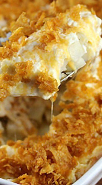 Crunchy Potato Casserole