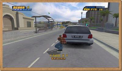 Tony Hawk's Pro Skater 4 PC Games Gameplay