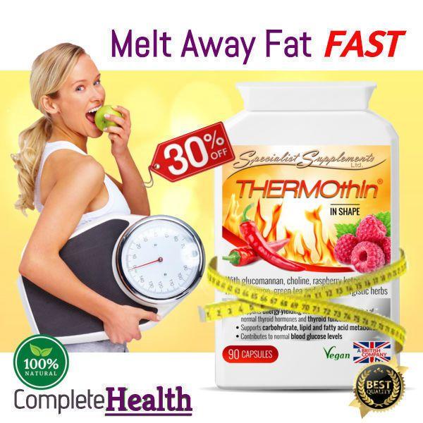 Thermothin V8 Diet Pills Weight Loss Pills Diet Slimming Tablet Fat