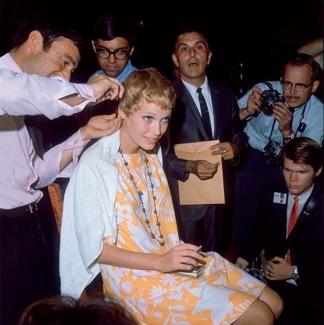 Outstanding 37 Best Images About Vidal Sassoon On Pinterest Legends Models Hairstyle Inspiration Daily Dogsangcom