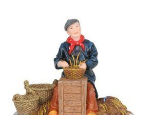 601583 Henk Poppens making baskets luville