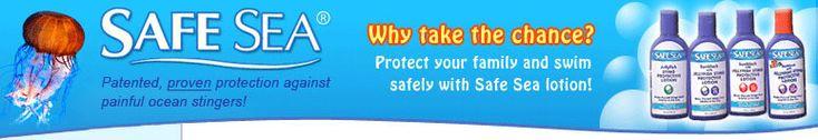 Sea lice sting prevention