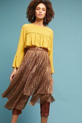 Resultado de imagem para fashion yellow and brown