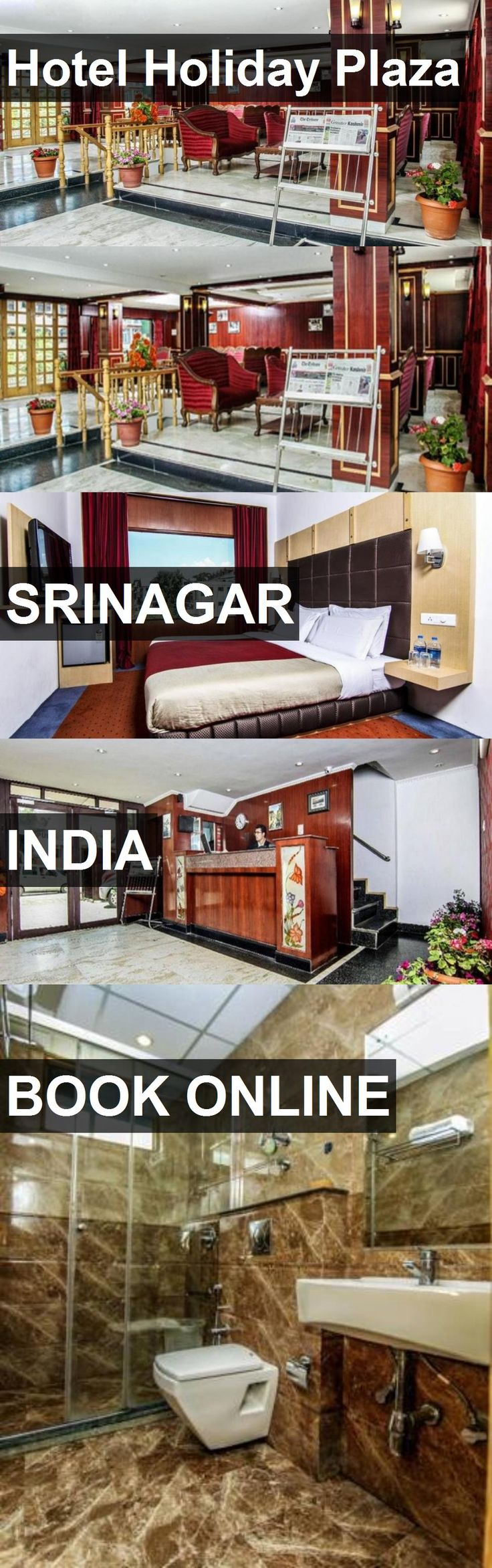 Hotel Hotel Holiday Plaza in Srinagar, India. For more information, photos, reviews and best prices please follow the link. #India #Srinagar #hotel #travel #vacation