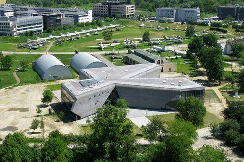 Polish Aviation Museum in Krakow