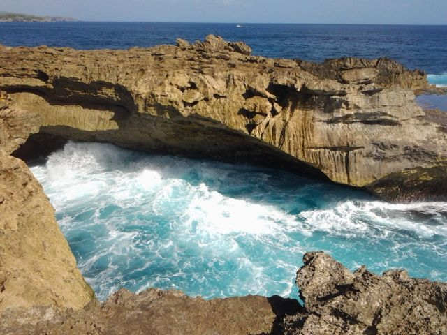 A must to visit, Devil's tears - Nusa Lembongan