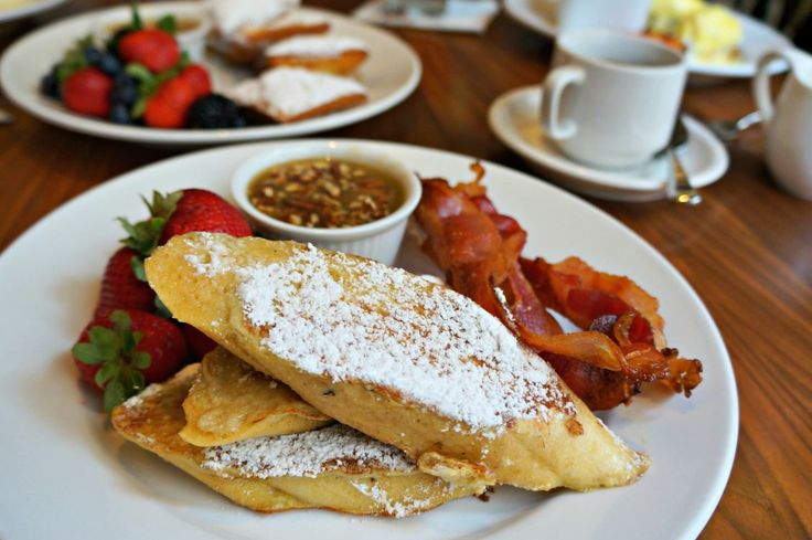 Sugarcoat your morning with our Pain Perdu!