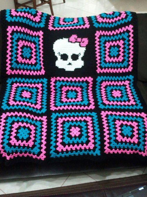 Monster High Crochet Patterns | Crochet4