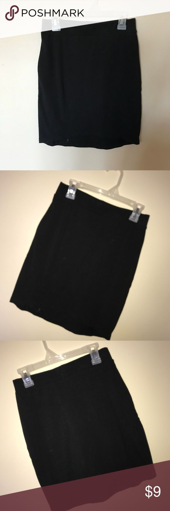 Skirt Brand new, tight black skirt, perfect to go out on a Saturday night. H&M Skirts Mini