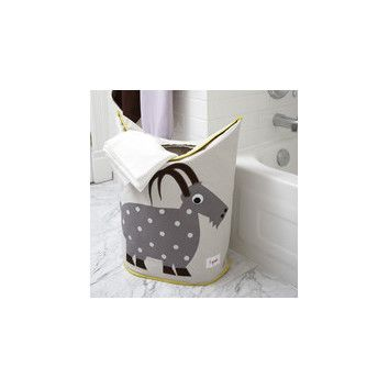 Adorable 3 Sprouts Goat Laundry Hamper $24.99