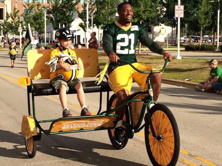 HaHa Clinton-Dix, 2014 first round pick for the Green Bay Packers.