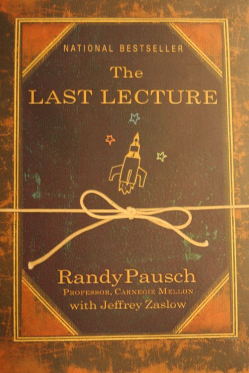 The Last Lecture by Randy Pausch. So many books to read, and so little time! The TIME has painstakingly created a list of 35 books that everyone must read at some point in their lives.