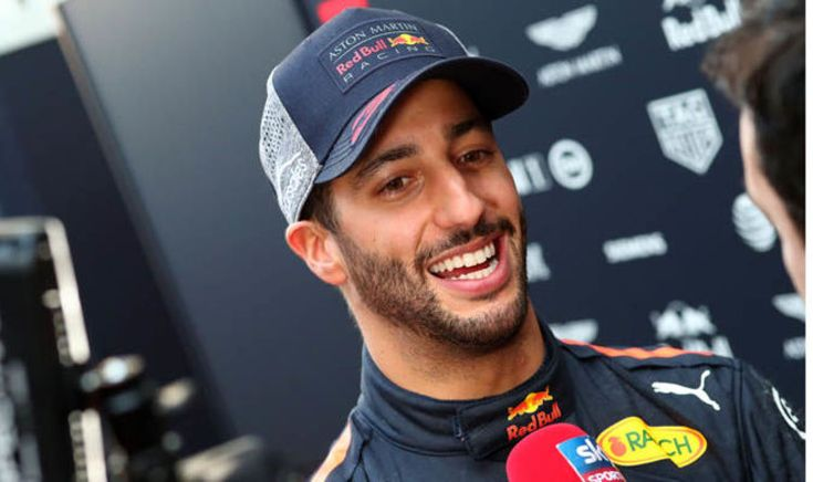 F1 news: Daniel Ricciardo sends HUGE warning to Lewis Hamilton and Sebastian Vettel   F1   Sport #LewisHamilton