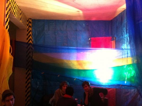 Seven at Brixton's art installation