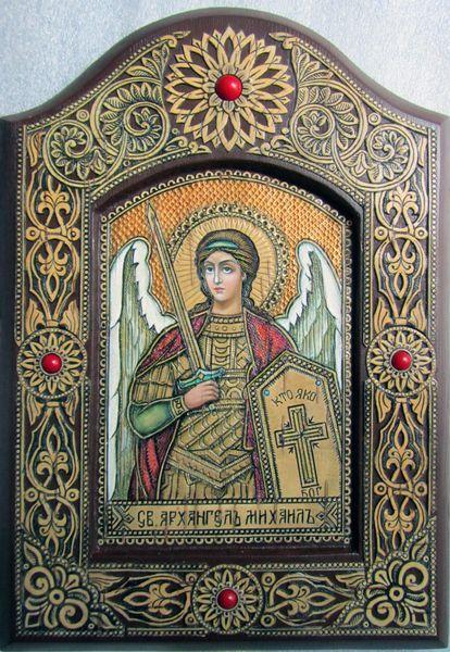 Коллекция живописных икон на бересте