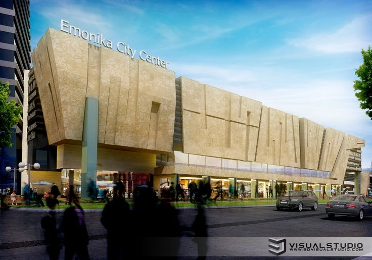 1000 ideas about mall facade on pinterest shopping for Shopping mall exterior design