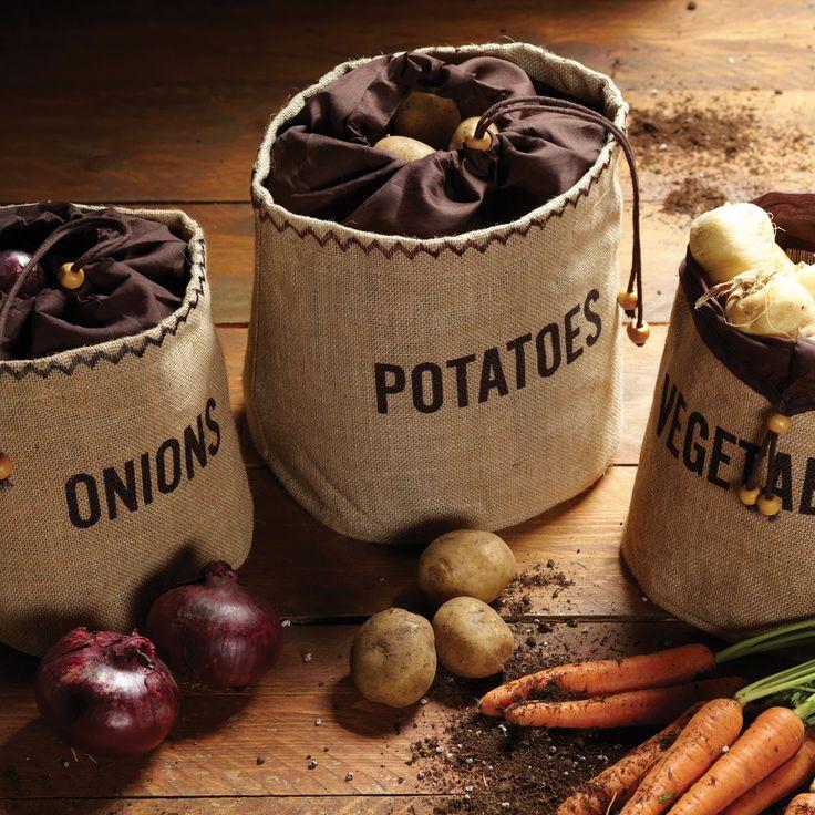 Sáček na zeleninu Natural Elements Vegetables | Bonami