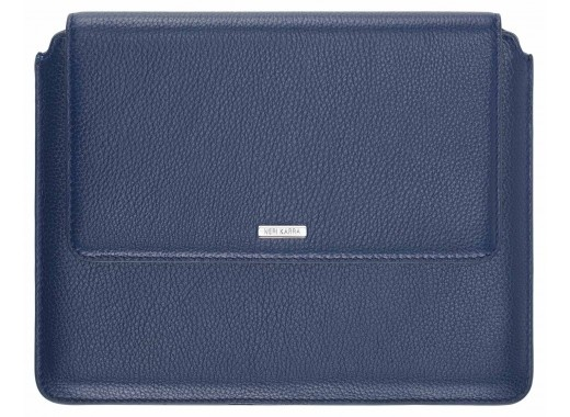 Neri Karra's iPad sleeve collection is the most fashionable way to protect your technology. Carry this luxe crocodile leather style in your everyday tote for a brilliant burst of color and elegance.