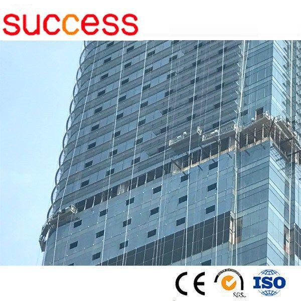 ZLP630 new Aerial Suspension Platform, working plaform for buildings decoration     More: https://www.ketabkhun.com/platform/zlp630-new-aerial-suspension-platform-working-plaform-for-buildings-decoration.html