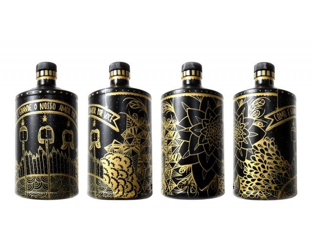 TOKA – BottleArt – Fubiz™