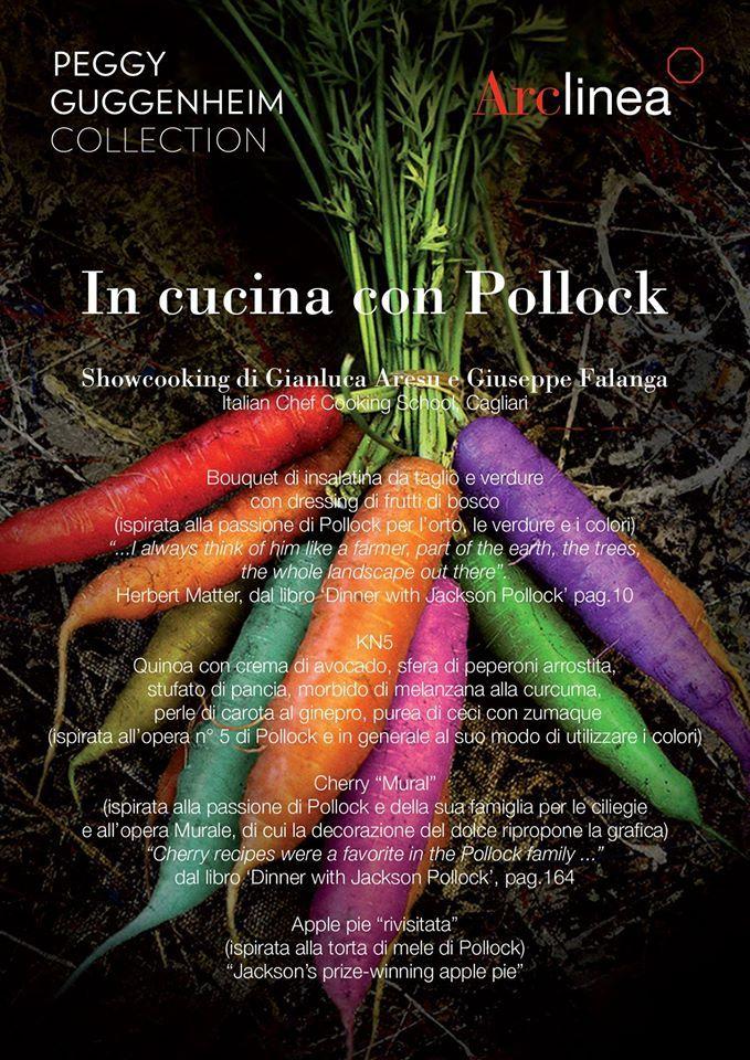 #Arclinea #Pollock #ElleDecorItalia #PeggyGuggenheimCollection #Guggenheim #Milan #event #ArclineaMilano #Art #JacksonPollock