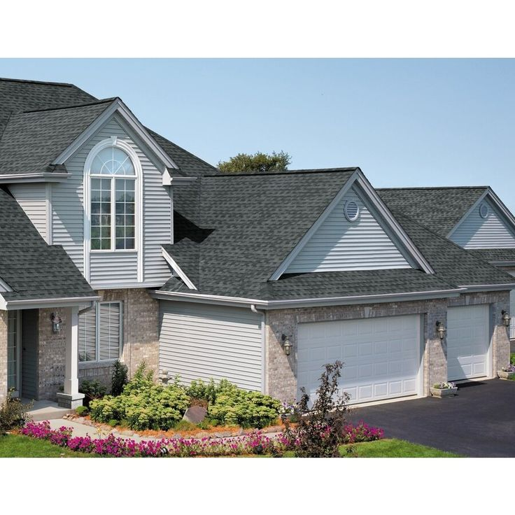 Pewter Gray Gaf Timberline Roof Shingles Home Architectural
